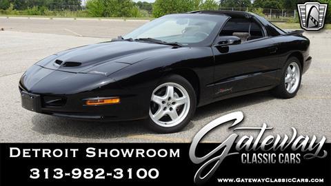 1995 Pontiac Firebird for sale in Dearborn, MI