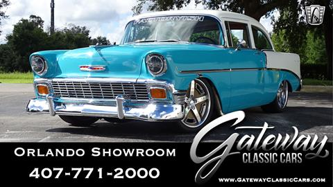 1956 Chevrolet 210 for sale in Lake Mary, FL