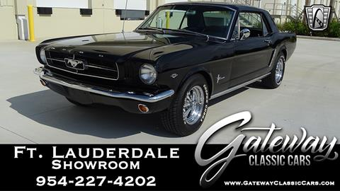 1965 Ford Mustang for sale in Coral Springs, FL