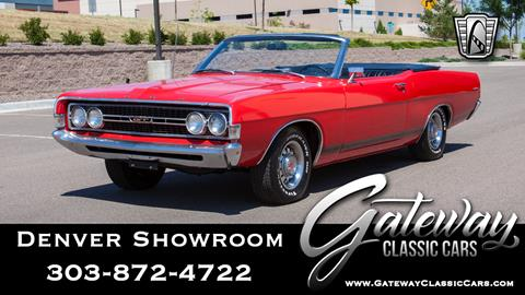 1968 Ford Torino for sale in Englewood, CO