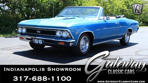 1966 Chevrolet Chevelle for sale in O Fallon, IL