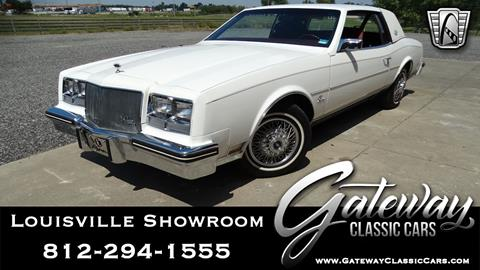 1984 Buick Riviera for sale in Memphis, IN