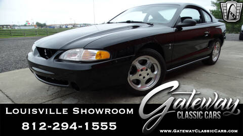 1995 Ford Mustang SVT Cobra for sale in Memphis, IN