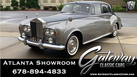 1965 Rolls-Royce Silver Cloud 2 for sale in Alpharetta, GA