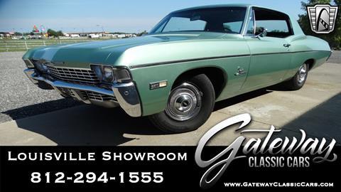 1968 Chevrolet Impala for sale in Memphis, IN