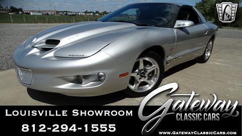 2000 Pontiac Firebird for sale in Memphis, IN