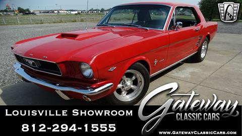1966 Ford Mustang for sale in Memphis, IN