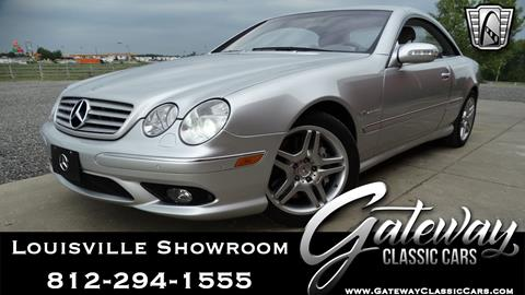 2004 Mercedes-Benz CL-Class for sale in Memphis, IN