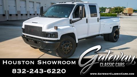 2006 Chevrolet C4500 for sale in Houston, TX