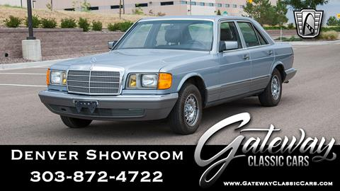 1983 Mercedes-Benz 300-Class for sale in Englewood, CO