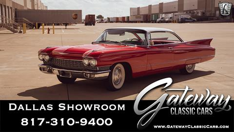 Classic Cadillac For Sale >> 1960 Cadillac Deville For Sale In Grapevine Tx