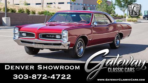 1966 Pontiac GTO for sale in Englewood, CO