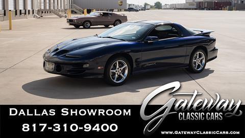2002 Pontiac Firebird for sale in Grapevine, TX