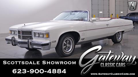 1975 Pontiac Grand Ville for sale in Deer Valley, AZ
