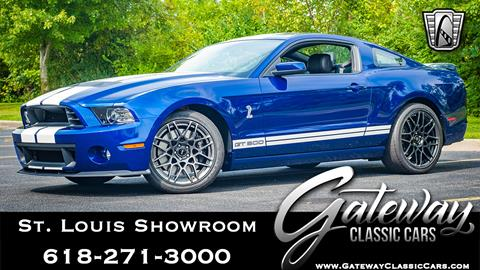 2013 Ford Shelby GT500 for sale in O'Fallon, IL