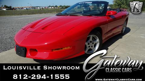 1995 Pontiac Firebird for sale in Memphis, IN