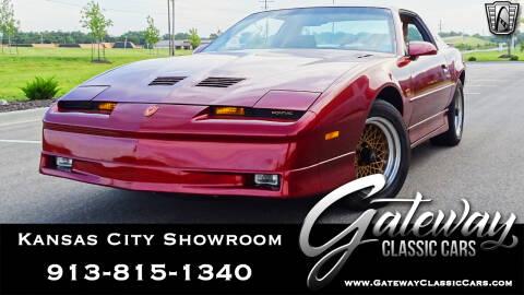 1987 Pontiac Firebird for sale in Olathe, KS