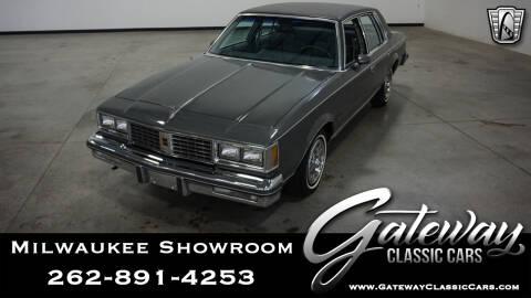 1986 Oldsmobile Cutlass Supreme for sale in Kenosha, WI