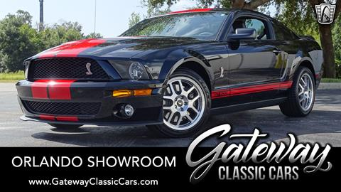 2009 Ford Shelby GT500 for sale in Lake Mary, FL
