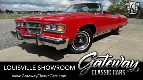 1975 Pontiac Grand Ville for sale in Memphis, IN