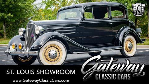 1934 Chevrolet Master Deluxe for sale in O'Fallon, IL