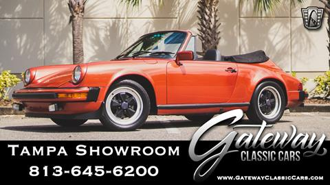 1983 Porsche 911 for sale in Ruskin, FL