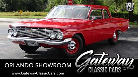 1961 Chevrolet Biscayne for sale in Lake Mary, FL