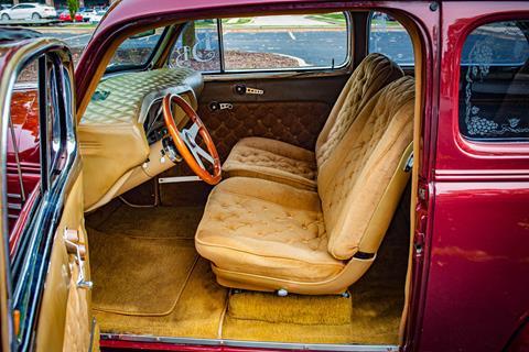 1937 Chevrolet Master Deluxe