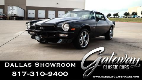 1971 Chevrolet Camaro for sale in Grapevine, TX