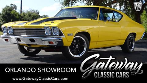 1968 Chevrolet Chevelle for sale in Lake Mary, FL