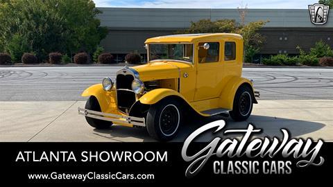 1930 Ford Model A for sale in Alpharetta, GA