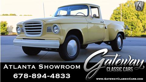 1960 Studebaker Champion for sale in Alpharetta, GA