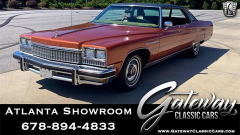 1975 Buick Electra For Sale In Alpharetta Ga