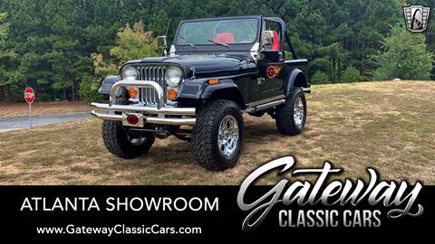 1981 Jeep CJ-7 for sale in Alpharetta, GA