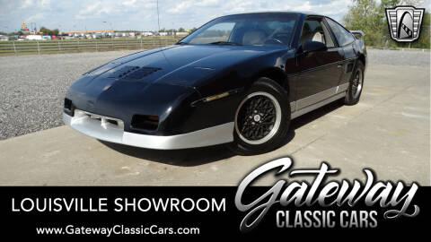 1987 Pontiac Fiero for sale in Memphis, IN