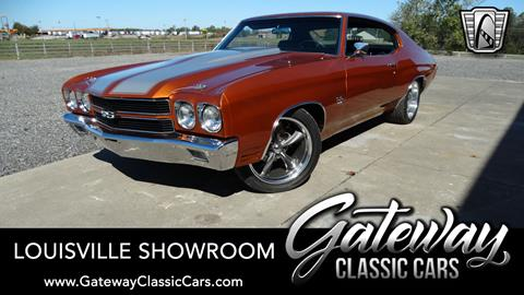 1970 Chevrolet Chevelle for sale in Memphis, IN