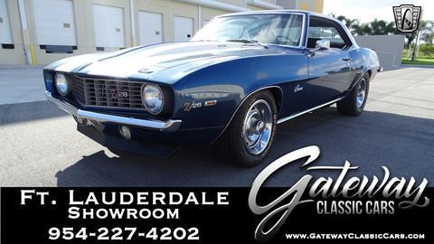 1969 Chevrolet Camaro for sale in Coral Springs, FL