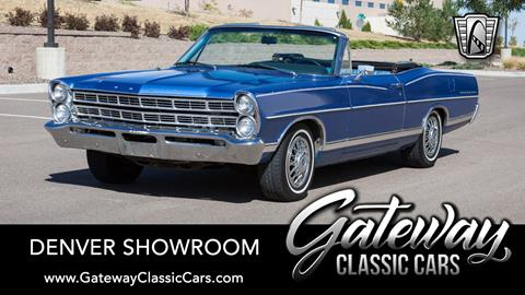 1967 Ford Galaxie for sale in Englewood, CO
