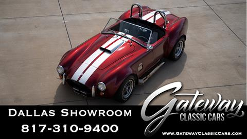 1965 Shelby Cobra for sale in Grapevine, TX
