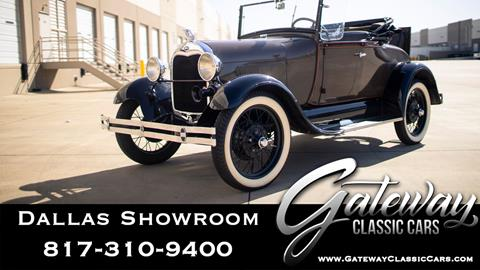 1929 Ford Model A for sale in Grapevine, TX