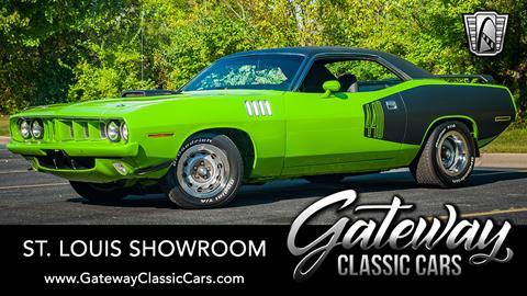 1971 Plymouth Barracuda for sale in O'Fallon, IL