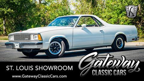 1981 GMC Caballero for sale in O'Fallon, IL