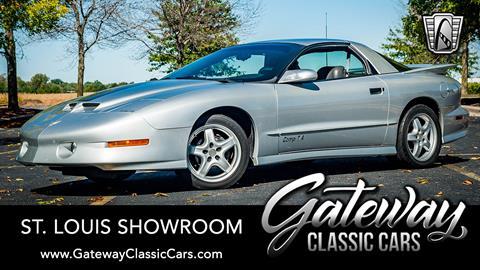 1997 Pontiac Firebird for sale in O'Fallon, IL