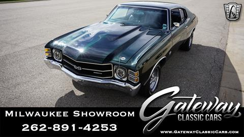 1971 Chevrolet Chevelle for sale in Kenosha, WI