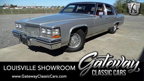 1984 Cadillac Fleetwood Brougham for sale in Memphis, IN