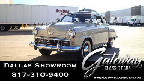 1949 Studebaker Champion for sale in Grapevine, TX