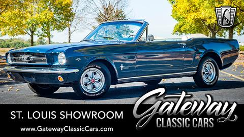 1964 Ford Mustang for sale in O'Fallon, IL