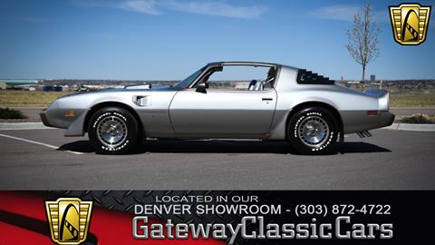 1979 Pontiac Trans Am for sale in Englewood, CO