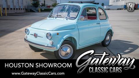 1967 FIAT 500 for sale in Houston, TX