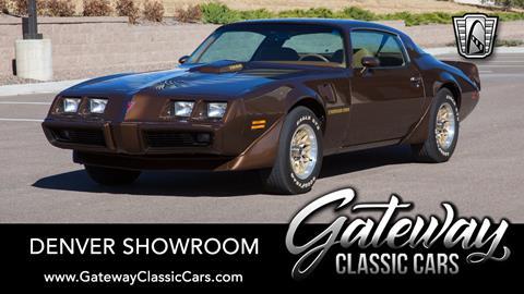 1979 Pontiac Firebird for sale in Englewood, CO